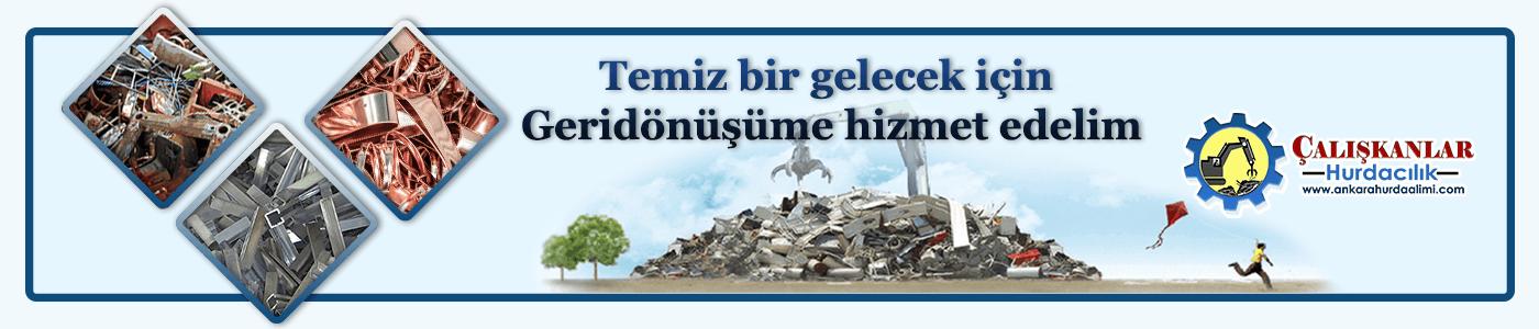 Ankara Hurda Çinko Alımı